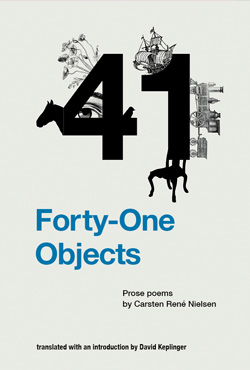 Forty-One Objects by Carsten René Nielsen